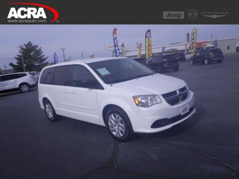 2014 Dodge Grand Caravan for sale at BuyRight Auto in Greensburg IN