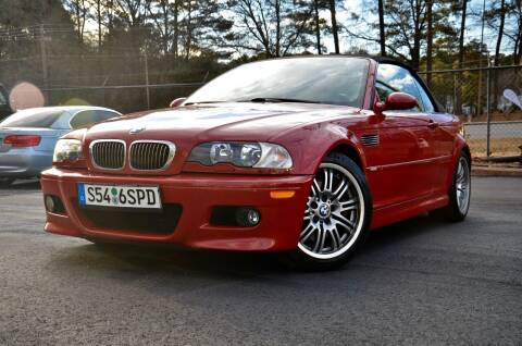 2001 BMW M3 for sale at Carxoom in Marietta GA