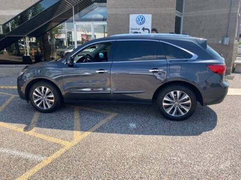 2016 Acura MDX for sale at Camelback Volkswagen Subaru in Phoenix AZ