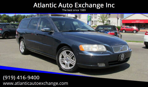 2007 Volvo V70 for sale at Atlantic Auto Exchange Inc in Durham NC