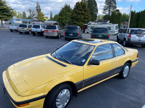 1988 Honda Prelude for sale at Westside Motors in Mount Vernon WA
