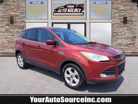 2014 Ford Escape for sale at Your Auto Source in York PA