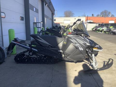 2019 Arctic Cat ZR 8000 Limited ES iACT 137 for sale at Road Track and Trail in Big Bend WI