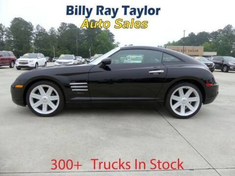 2005 Chrysler Crossfire for sale at Billy Ray Taylor Auto Sales in Cullman AL