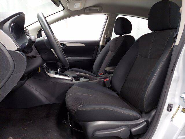 2017 Nissan Sentra S 4dr Sedan CVT - Essington PA