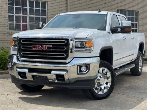 2016 GMC Sierra 2500HD for sale at Quality Auto of Collins in Collins MS