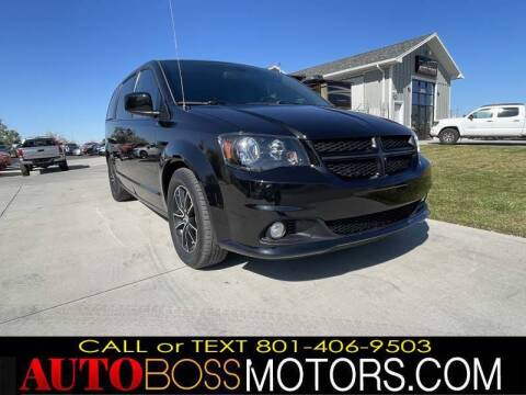 2018 Dodge Grand Caravan for sale at Auto Boss in Woods Cross UT