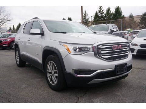 2017 GMC Acadia for sale at Classified pre-owned cars of New Jersey in Mahwah NJ