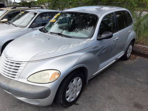 2002 Chrysler PT Cruiser for sale at Easy Credit Auto Sales in Cocoa FL