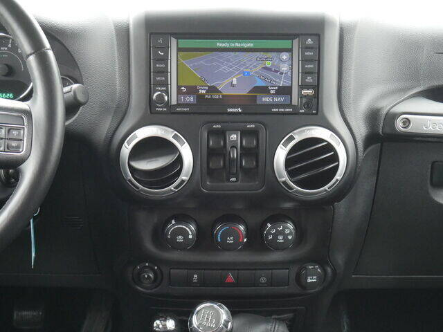 2013 Jeep Wrangler Unlimited  - Montevideo MN