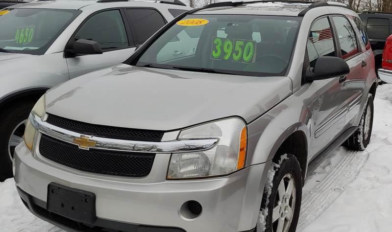 2008 Chevrolet Equinox for sale at Superior Motors in Mount Morris MI