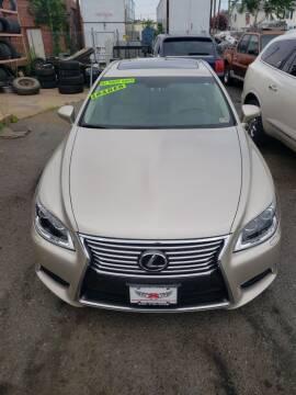 2015 Lexus LS 460 for sale at Super Auto Sales & Services in Fredericksburg VA