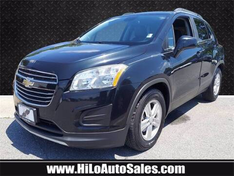 2015 Chevrolet Trax for sale at Hi-Lo Auto Sales in Frederick MD
