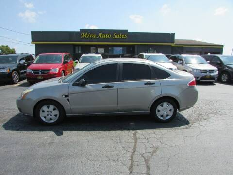 2008 Ford Focus for sale at MIRA AUTO SALES in Cincinnati OH