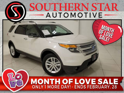 2014 Ford Explorer for sale at Southern Star Automotive, Inc. in Duluth GA
