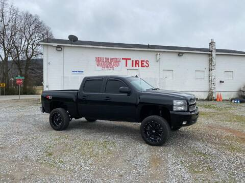 2012 Chevrolet Silverado 1500 for sale at Tennessee Valley Wholesale Autos LLC in Huntsville AL