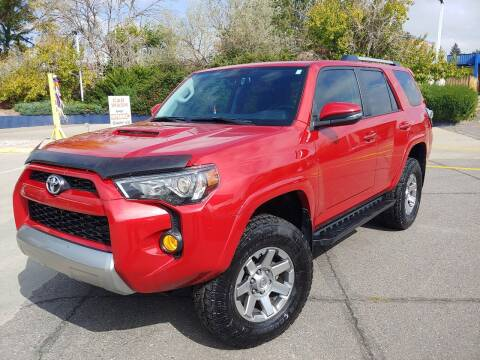 2016 Toyota 4Runner for sale at The Car Guy in Glendale CO
