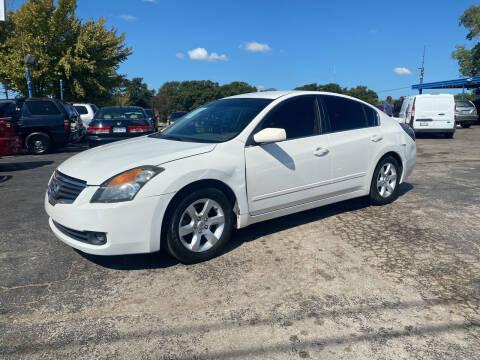 2009 Nissan Altima for sale at Dave-O Motor Co. in Haltom City TX