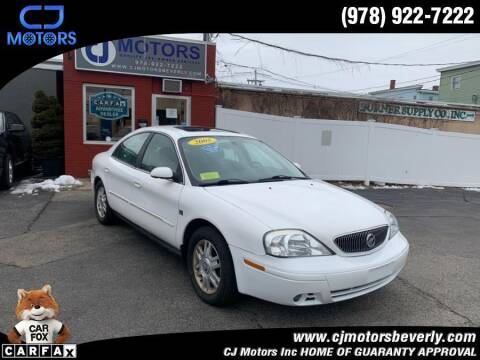 2005 Mercury Sable for sale at CJ Motors Inc. in Beverly MA