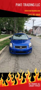 2010 Nissan Sentra for sale at Pak1 Trading LLC in South Hackensack NJ