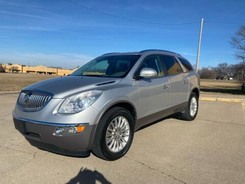 2012 Buick Enclave for sale at Xtreme Auto Mart LLC in Kansas City MO