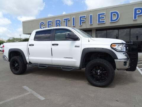 2016 Toyota Tundra for sale at Mac Haik Ford Pasadena in Pasadena TX