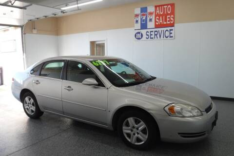 2006 Chevrolet Impala for sale at 777 Auto Sales and Service in Tacoma WA