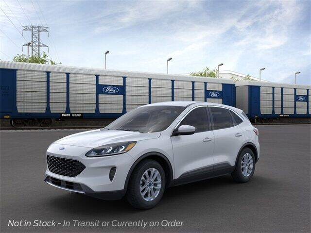 2021 Ford Escape for sale at NICK FARACE AT BOMMARITO FORD in Hazelwood MO