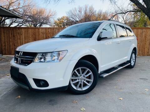 2015 Dodge Journey for sale at DFW Auto Provider in Haltom City TX