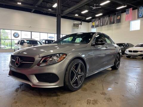 2016 Mercedes-Benz C-Class for sale at CarNova in Sterling Heights MI