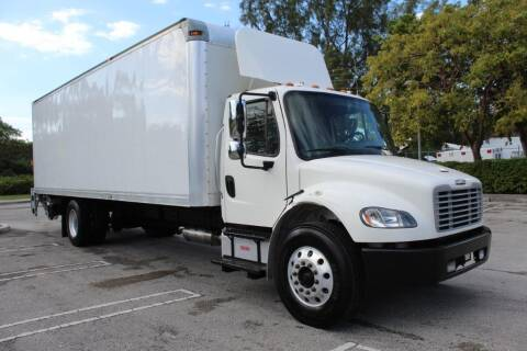 2015 Freightliner M2 106 for sale at Truck and Van Outlet - All Inventory in Hollywood FL