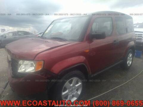 2011 Honda Element for sale at East Coast Auto Source Inc. in Bedford VA