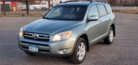 2008 Toyota RAV4 for sale at Transmart Autos in Zimmerman MN