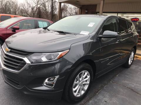 2019 Chevrolet Equinox for sale at Scotty's Auto Sales, Inc. in Elkin NC