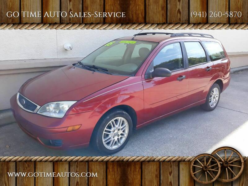 2005 Ford Focus for sale at Go Time Automotive in Sarasota FL