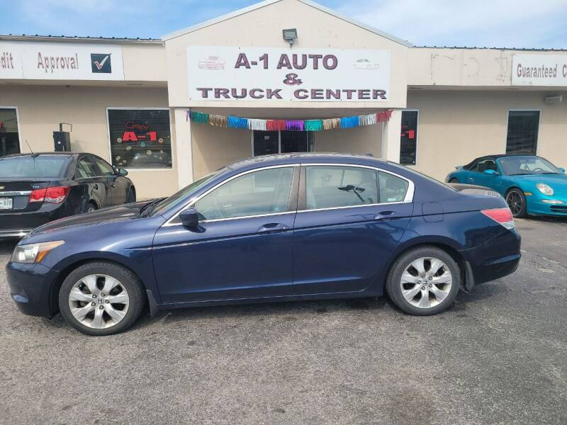 2008 Honda Accord for sale at A-1 AUTO AND TRUCK CENTER in Memphis TN