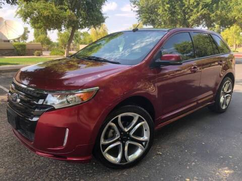 2013 Ford Edge for sale at Ideal Cars in Mesa AZ