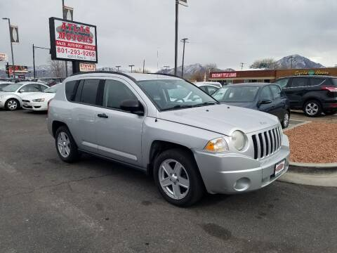 2007 Jeep Compass for sale at ATLAS MOTORS INC in Salt Lake City UT