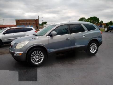 2008 Buick Enclave for sale at Big Boys Auto Sales in Russellville KY