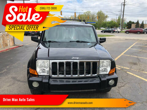2008 Jeep Commander for sale at Drive Max Auto Sales in Warren MI