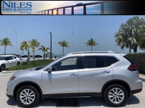 2020 Nissan Rogue for sale at Niles Sales and Service in Key West FL