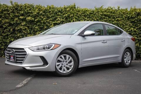2018 Hyundai Elantra for sale at 605 Auto  Inc. in Bellflower CA
