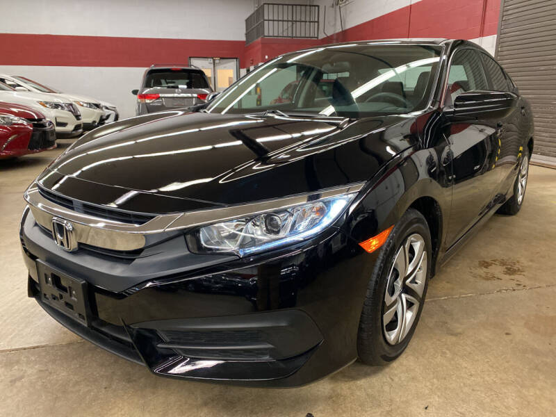 2018 Honda Civic for sale at Columbus Car Warehouse in Columbus OH