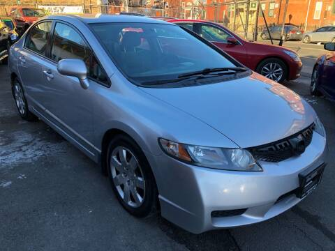 2010 Honda Civic for sale at James Motor Cars in Hartford CT