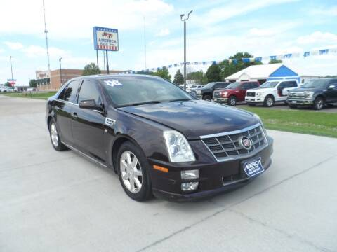 2008 Cadillac STS for sale at America Auto Inc in South Sioux City NE