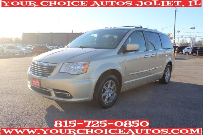 2011 Chrysler Town and Country for sale at Your Choice Autos - Joliet in Joliet IL