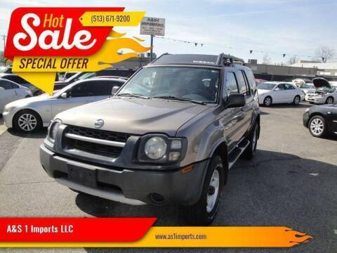 2004 Nissan Xterra for sale at A&S 1 Imports LLC in Cincinnati OH