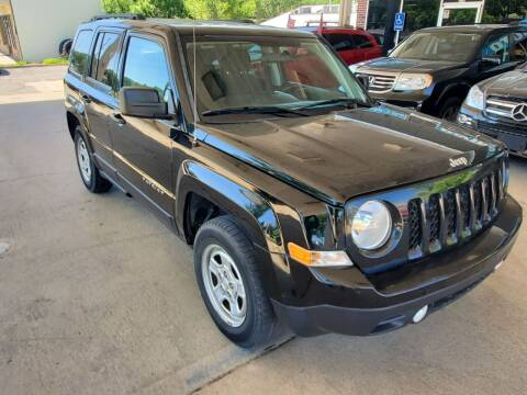 2014 Jeep Patriot for sale at Divine Auto Sales LLC in Omaha NE