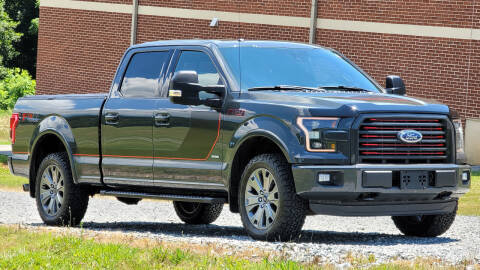 2016 Ford F-150 for sale at Rare Exotic Vehicles in Asheville NC