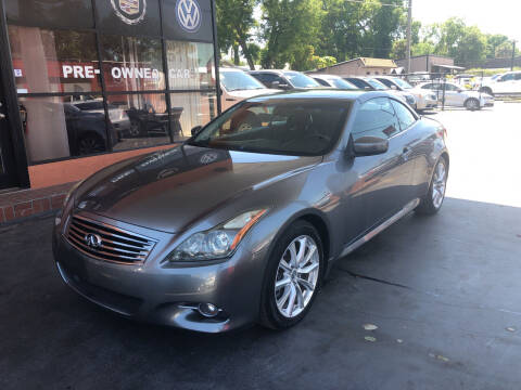 2011 Infiniti G37 Convertible for sale at Kings Auto Group in Tampa FL